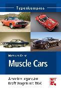 Cover-Bild zu Muscle Cars (eBook) von Gerst, Matthias