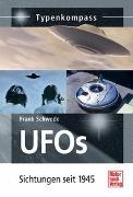 Cover-Bild zu UFOs von Schwede, Frank