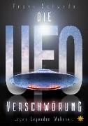 Cover-Bild zu Die Ufo Verschwörung von Schwede, Frank
