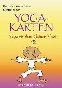 Cover-Bild zu Yoga-Karten von Nausch, Gerti