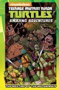 Cover-Bild zu Teenage Mutant Ninja Turtles Amazing Adventures: The Meeting of the Mutanimals von Manning, Matthew K.