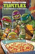 Cover-Bild zu Teenage Mutant Ninja Turtles: New Animated Adventures Omnibus Volume 2 von Lanzing, Jackson