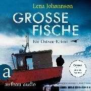 Cover-Bild zu Große Fische - Ein Krimi auf Rügen (Ungekürzt) (Audio Download) von Johannson, Lena