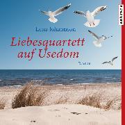 Cover-Bild zu Liebesquartett auf Usedom (Audio Download) von Johannson, Lena