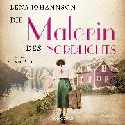Cover-Bild zu Die Malerin des Nordlichts (ungekürzt) (Audio Download) von Johannson, Lena