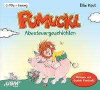 Cover-Bild zu Pumuckl Abenteurgeschichten von Kaut, Ellis