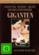Cover-Bild zu Giganten von Stevens, George (Reg.)