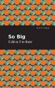 Cover-Bild zu So Big von Ferber, Edna