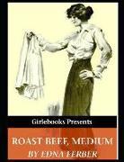 Cover-Bild zu Roast Beef, Medium (Annotated) von Ferber, Edna