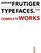 Cover-Bild zu Adrian Frutiger - Typefaces (eBook) von Osterer, Heidrun