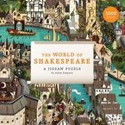 Cover-Bild zu The World of Shakespeare von Simpson, Adam