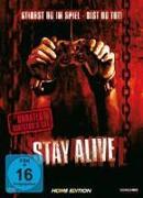 Cover-Bild zu Stay Alive - Stirbst Du im Spiel - bist du tot! von Bell, William Brent