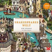Cover-Bild zu Shakespeares Welt von Simpson, Adam