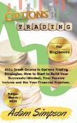Cover-Bild zu Options Trading for Beginners von Adam Simpson