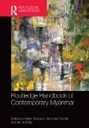 Cover-Bild zu Routledge Handbook of Contemporary Myanmar (eBook) von Simpson, Adam (Hrsg.)