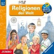 Cover-Bild zu Wieso? Weshalb? Warum? Religionen der Welt