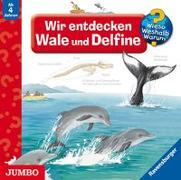 Cover-Bild zu Wieso? Weshalb? Warum? Wir entdecken Wale und Delfine von Missler, Robert (Gelesen)