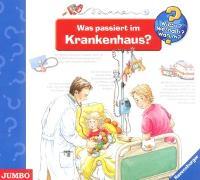 Cover-Bild zu Wieso? Weshalb? Warum? Was passiert im Krankenhaus? von Szylowicki, Sonja (Gelesen)