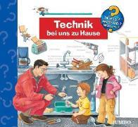 Cover-Bild zu Wieso? Weshalb? Warum? Technik bei uns zu Hause. CD von Piper, Tommi (Gelesen)