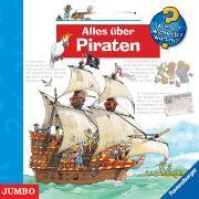 Cover-Bild zu Wieso? Weshalb? Warum? Alles über Piraten. CD von Missler, Robert (Gelesen)
