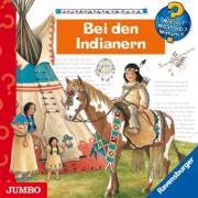 Cover-Bild zu Wieso? Weshalb? Warum? Bei den Indianern. CD von Missler, Robert (Gelesen)