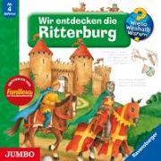Cover-Bild zu Wieso? Weshalb? Warum? Wir entdecken die Ritterburg. CD von Piper, Tommi (Gelesen)