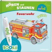 Cover-Bild zu BOOKii® Hören und Staunen Mini Feuerwehr von Wenzel, Ida
