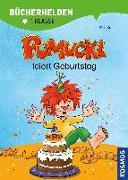 Cover-Bild zu Pumuckl, Bücherhelden 1. Klasse, Pumuckl feiert Geburtstag von Kaut, Ellis