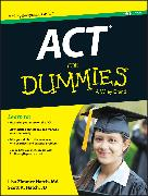 Cover-Bild zu ACT For Dummies (eBook) von Hatch, Lisa Zimmer