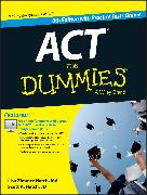 Cover-Bild zu ACT For Dummies, with Online Practice Tests (eBook) von Hatch, Lisa Zimmer