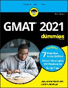 Cover-Bild zu GMAT For Dummies 2021 (eBook) von Hatch, Lisa Zimmer
