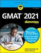 Cover-Bild zu GMAT For Dummies 2021 von Hatch, Lisa Zimmer