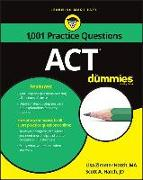 Cover-Bild zu 1,001 ACT Practice Problems for Dummies von Hatch, Lisa Zimmer