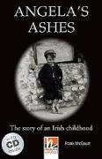 Cover-Bild zu Angela's Ashes, mit 2 Audio-CDs. Level 4 (A2/B1) von McCourt, Frank