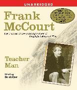 Cover-Bild zu Teacher Man von McCourt, Frank