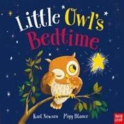 Cover-Bild zu Little Owl's Bedtime von Newson, Karl