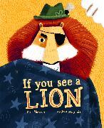 Cover-Bild zu If You See a Lion von Newson, Karl