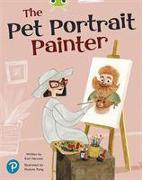 Cover-Bild zu Bug Club Shared Reading: The Pet Portrait Painter (Year 1) von Newson, Karl