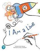 Cover-Bild zu Bug Club Shared Reading: I Am a Line (Reception) von Newson, Karl