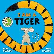 Cover-Bild zu I am a Tiger von Newson, Karl