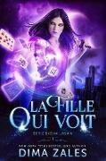 Cover-Bild zu La Fille qui voit (Série sasha urban, #1) (eBook) von Zales, Dima
