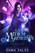 Cover-Bild zu La médium réticente (Série sasha urban, #3) (eBook) von Zales, Dima