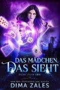 Cover-Bild zu Das Mädchen, das sieht (Sasha Urban Serie, #1) (eBook) von Zales, Dima