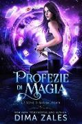 Cover-Bild zu Profezie di Magia (La serie di Sasha Urban, #6) (eBook) von Zales, Dima