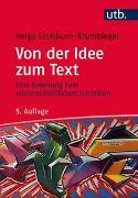 Cover-Bild zu Von der Idee zum Text