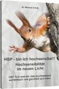 Cover-Bild zu HSP - bin ich hochsensibel? Hochsensibilität im neuen Licht von Haintz, Dr. Michelle