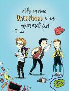 Cover-Bild zu Als meine Unterhose vom Himmel fiel (eBook) von Scheerer, Jana