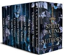 Cover-Bild zu Speed Dating with Authors: Fantasy Novella Edition (eBook) von Culican, J. A.