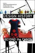 Cover-Bild zu Design History Beyond the Canon (eBook) von Kaufmann-Buhler, Jennifer (Hrsg.)