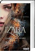 Cover-Bild zu Izara 1: Das ewige Feuer von Dippel, Julia
